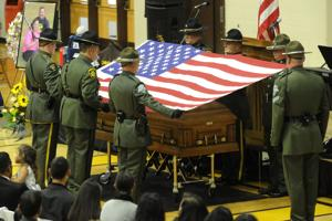 Memorial Service for Deputy Gil Datan