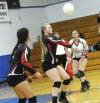 Myrtle Point vs. Reedsport Volleyball