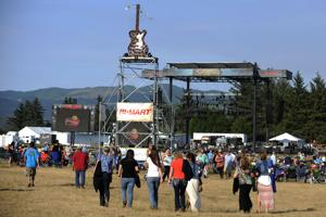Cape Blanco Country Music Festival