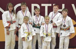 SWOCC club members earn judo medals