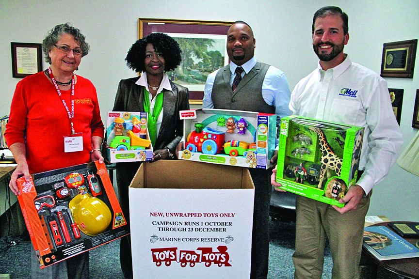 Toys For Tots Plaques : Toys for tots underway in tift co news tiftongazette