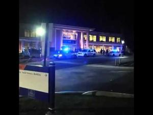 SSU Police are looking for a male suspect that maybe in the University Commons area