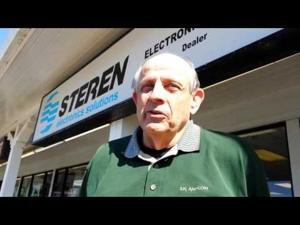 New Steren sign  replaces store's ties to defunct chain