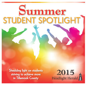 Summer Student Spotlight 2015