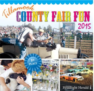 2015 Tillamook County Fair Guide