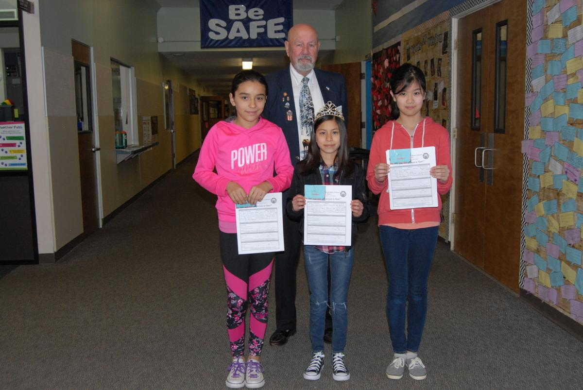 importance of voting subject of elks annual essay contest for elks essay winners