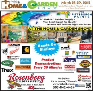 2015 Home and Garden Show