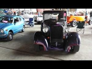 Tillamook Air Museum Fly-In Cruise-in 2015