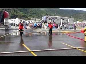 Coast Guard team wins on way to Garibaldi waterball title