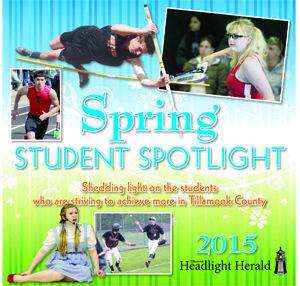 Student Spotlight - Spring 2015