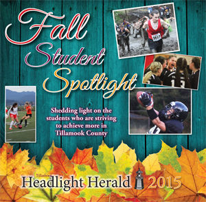 2015 Fall Student Spotlight
