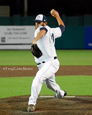 <p>Former Fort Payne pitcher Austin Carpenter had a solid summer playing for the Duluth Huskies in Minnesota.</p>