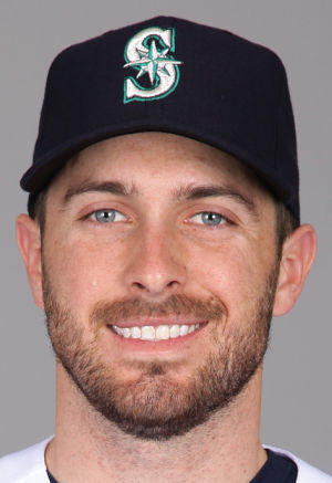 <p>Dustin Ackley is an outfielder for the Seattle Mariners.</p>