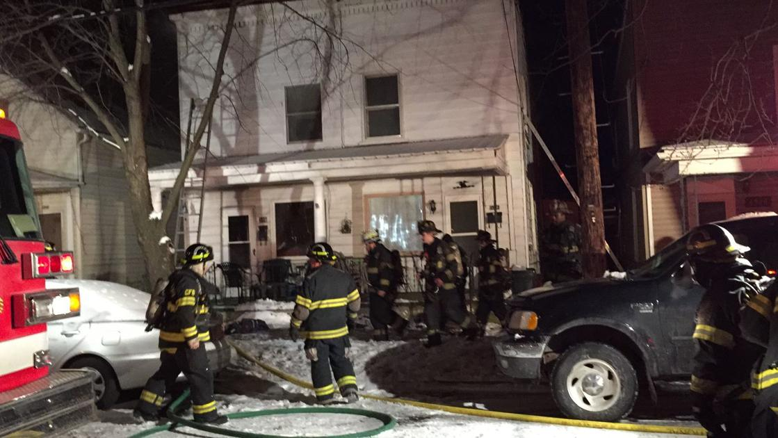 1 Taken To Hospital From Virginia Avenue Fire News