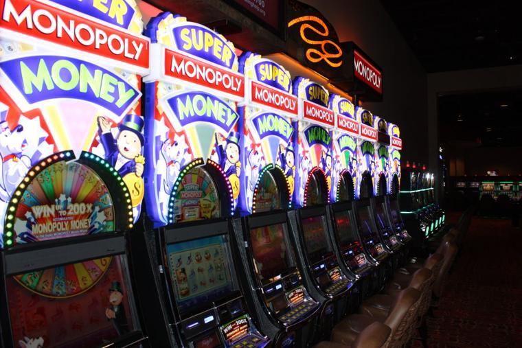 Rocky gap slot machines