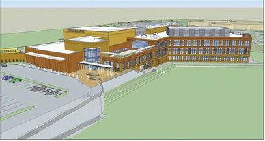 From The Ground Up The New Allegany High School Local
