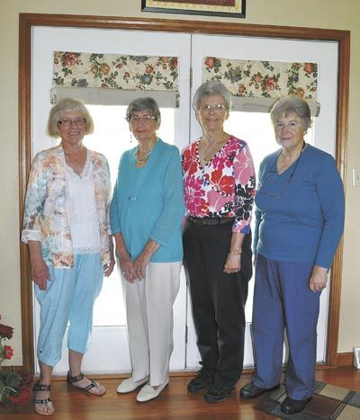Crider Homemakers Share Recipes Lifestyle