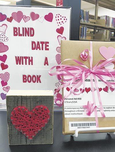 news blind date book