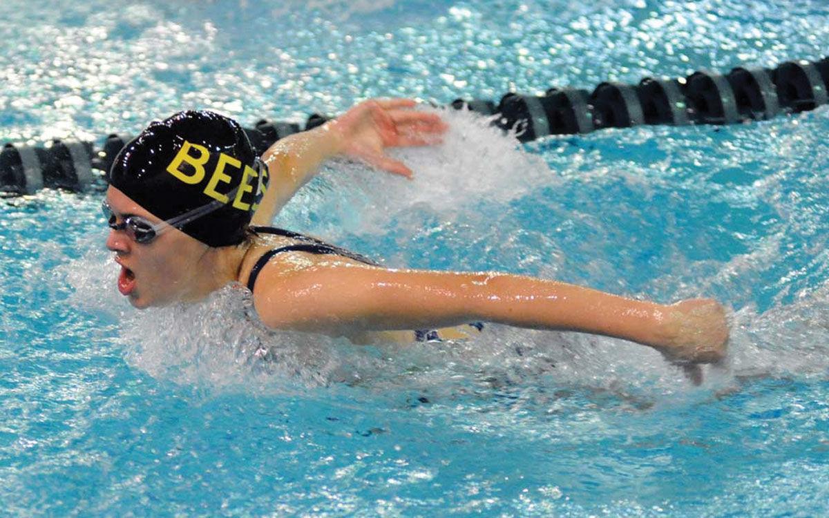 East Fairmont S Sendrowski Swims To The State Meet Sports