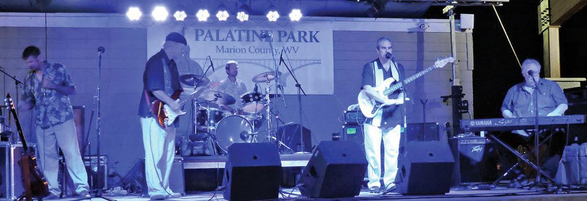 Blues and bbq blend at palatine park news for Dennis mcclung
