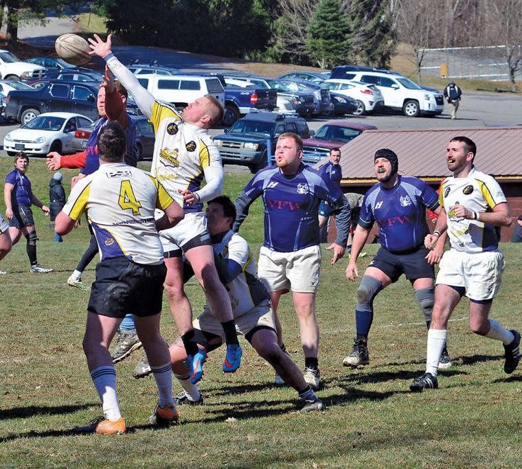 Times West Virginian: Sports