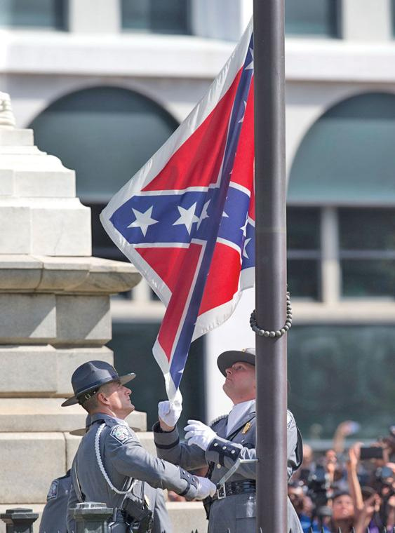 the controversies surrounding the confederate flag atop the statehouse of south carolina Explore janet carter's board history and weird things on pinterest | see more ideas about titanic history, titanic ship and history.