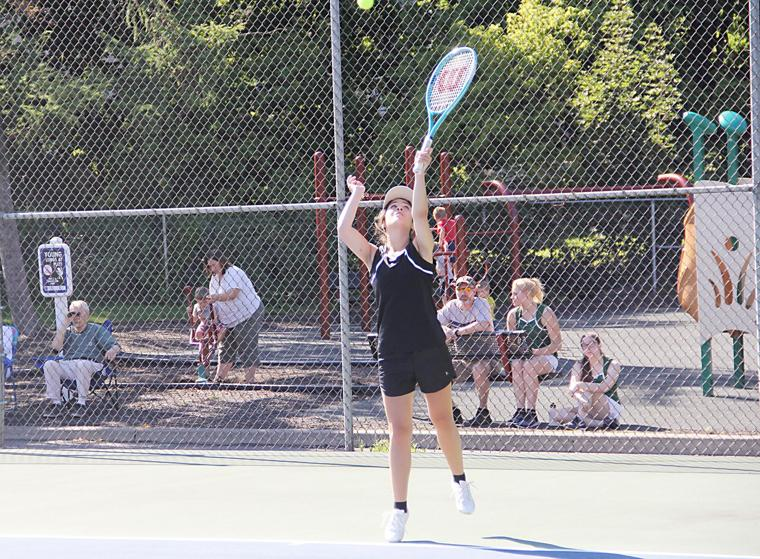 cowanesque single personals Cowanesque valley swept the singles action as they defeated towanda 6-1 in ntl girls' tennis action thursday.