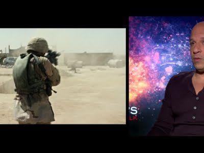 Diesel plays Lee's spirit animal in military movie |  | tiogapublishing.com