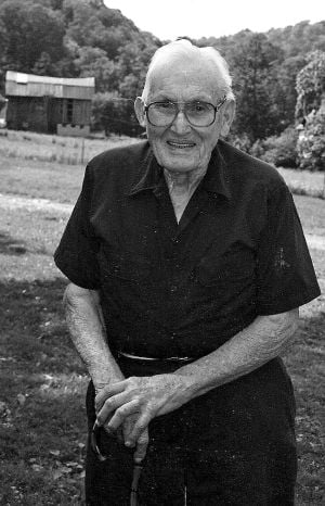 <p>Chester Morley, a farmer from Gold, was also the grave digger for much of Potter County for 50 years.</p><div> </div>