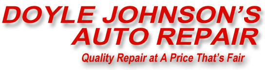 Doyle Johnson's Auto Repair Inc.