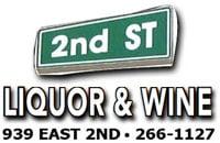 2nd St. Liquor & Wine