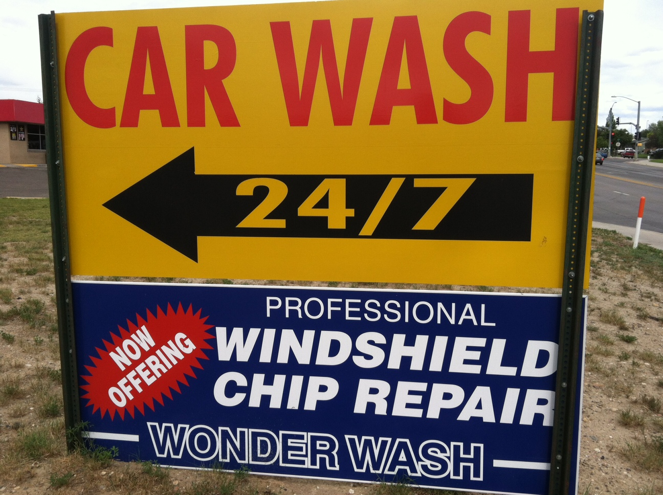 Wonder Wash Car Wash & Windshield Chip Repair