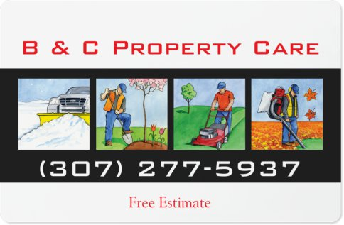 B & C Property Care