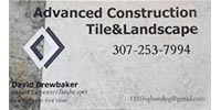 Advanced Construction Tile and Landscape