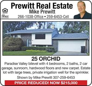 Prewitt Real Estate