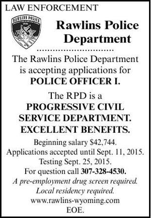Rawlins Police Department