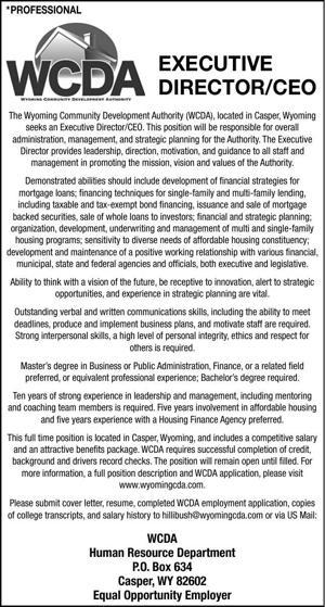 Wyoming Community Development