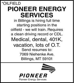Pioneer Energy Services