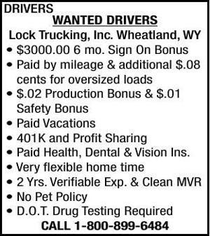 Lock Trucking