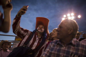 Gallery: Central Wyoming Rodeo - Thursday