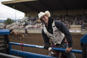 Gallery: Central Wyoming Rodeo - Friday