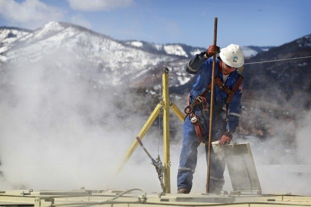 AP PHOTOS: How fracking transforms fortunes, land