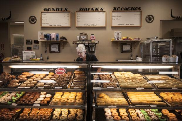Cowboy Donuts in Rock Springs enjoys sweet success