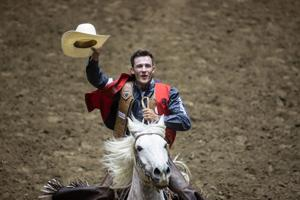 Gallery: College National Finals Rodeo Championships
