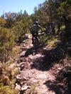Glendo State Park trails