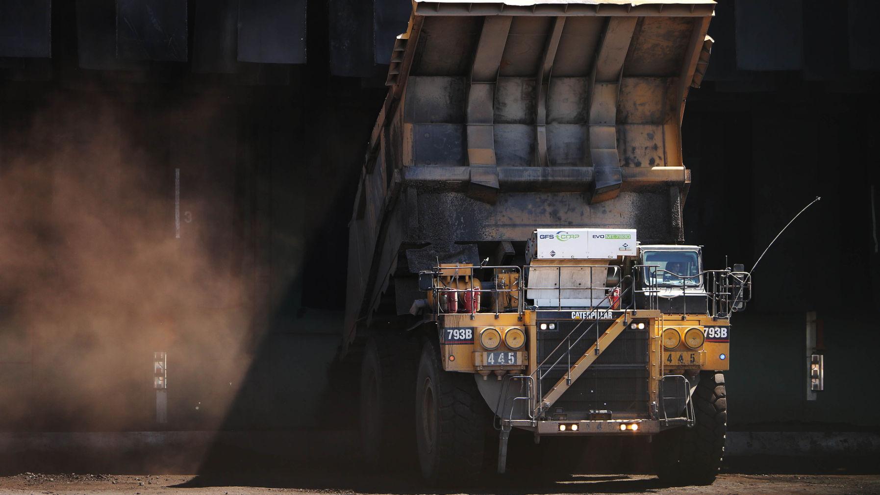 Coal company