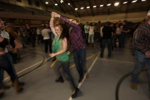 Gallery: Wyoming's world-record swing dance