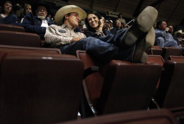 rodeo online dating Remember that we are the largest free online dating service on the upside, men who go to the rodeo, no matter how ugly, stupid or broke, can get laid.