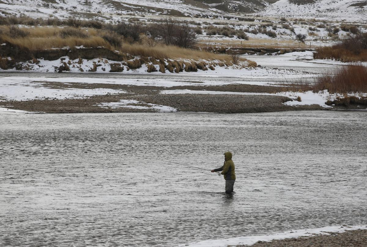 Before the epa wyoming 39 s environment suffered but could for Casper wyoming fly fishing