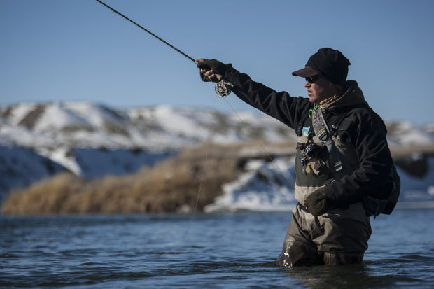 Volunteers wyoming game and fish help a fishery in need for River fishing games